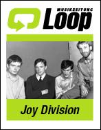 titelseite, Loop 04/2020, Joy Division Gruppenbild